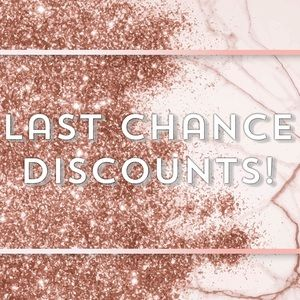 Accessories - Last chance discounts!